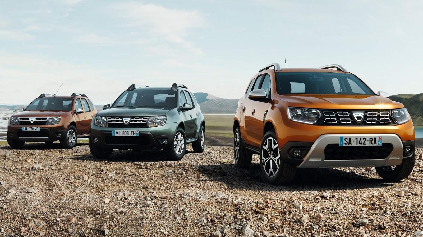 Novo Renault Duster 2019 Imagens Externas Oficiais Vídeo