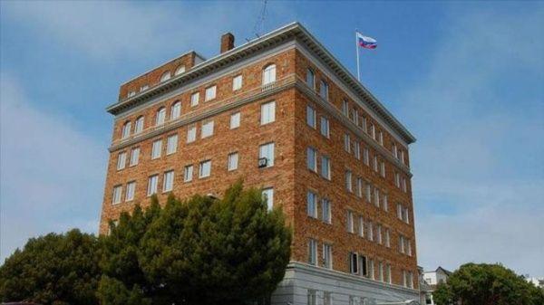 EE.UU. confirma que Rusia abandonó sus propiedades diplomáticas