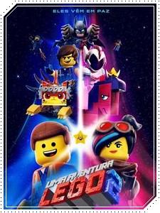 Uma Aventura LEGO 2 Torrent (BluRay 720p | 1080p) Dual Áudio / Dublado (2019)