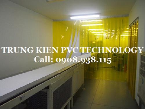 Rèm nhựa PVC ngăn côn trùng Nhà máy REBISCO