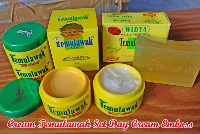 Paket Cream Temulawak Asli | Cream Wajah Asli Tanpa Efek ...