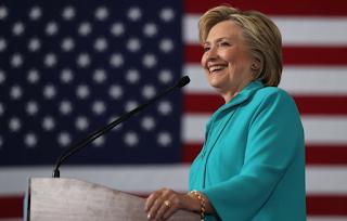 Hillary Clinton Raised A Massive $143 Million In August