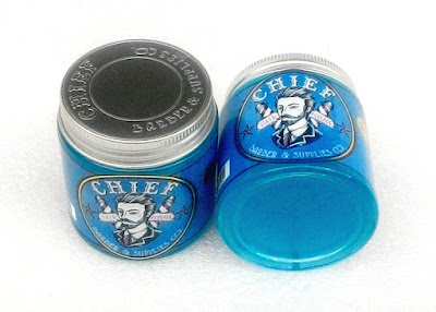 Pomade Chief Blue Waterbased