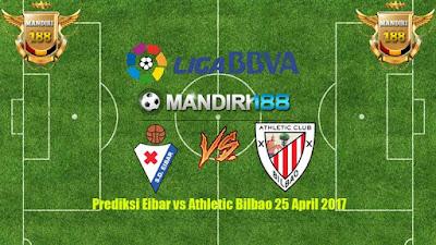 AGEN BOLA - Prediksi Eibar vs Athletic Bilbao 25 April 2017