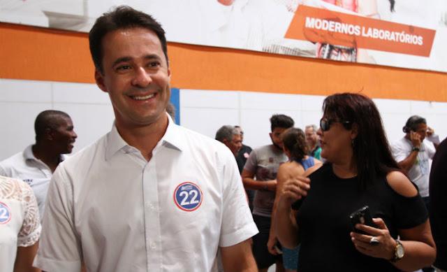Anderson Ferreira é eleito prefeito de Jaboatão dos Guararapes