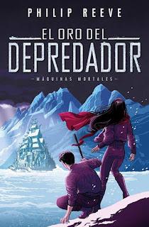 El Oro del Depredador spanish cover