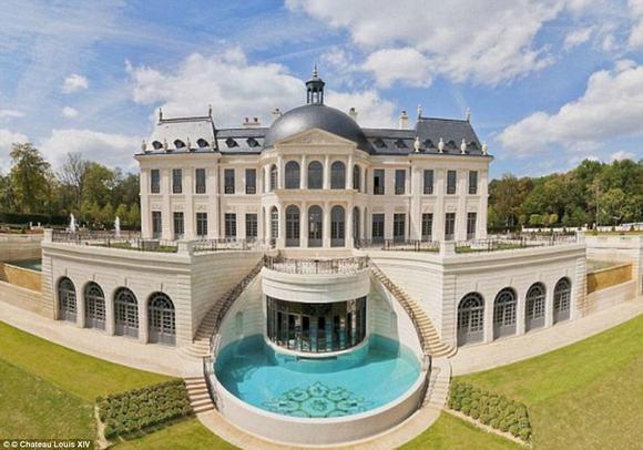 Ngắm tòa biệt thự có giá 6,7 nghìn tỷ đồng 6