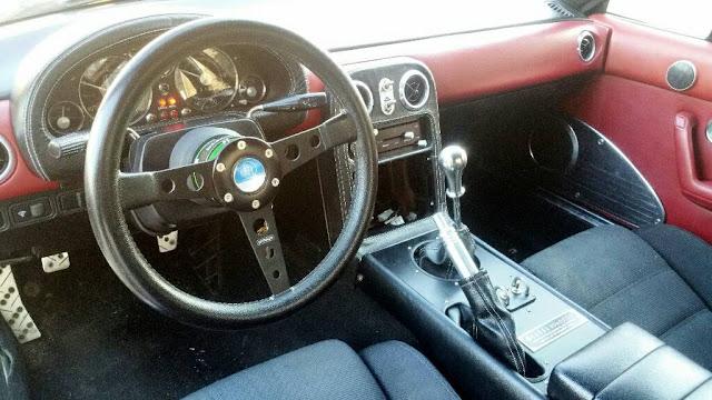Daily Turismo Face For Radio 1991 Mazda Mx 5 Miata Quot Pit