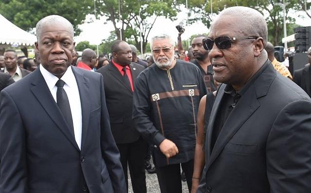 Mahama retains Amissah-Arthur as running mate