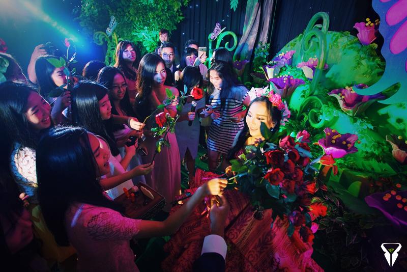"""Transformation"" - Clarisa's 17th by Jetset EO Surabaya"
