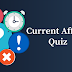 Current Affairs Quiz: 10-11 January 2018