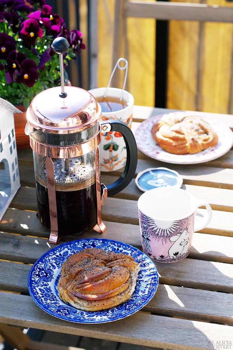 aliciasivert alicia sivertsson sivert balkong fika bulle kaffe