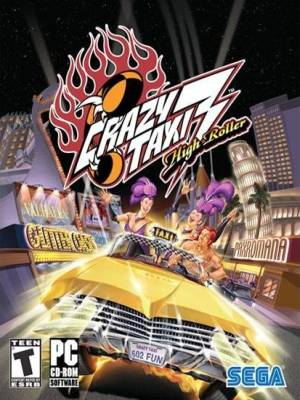Crazy Taxi 3 pc game