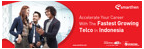 Lowongan kerja PT Smartfren Telecom Tbk Jakarta