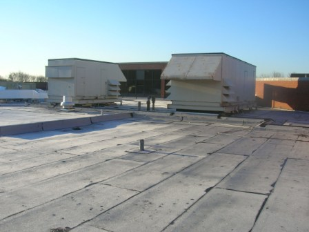 White Roofing Systems Limitations Of Built Up Roofs