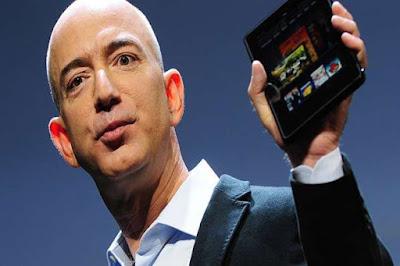 अमेजन डॉट कॉम के संस्थापक और सीईओ जेफ बेजोस बने दुनिया के दूसरे सबसे अमीर व्यक्ति
