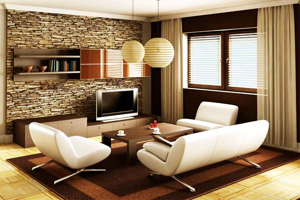 5 Simple and Affordable Lounge Interior Decorating Ideas