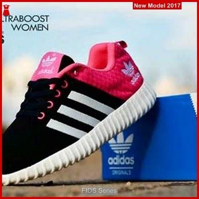 FIDS022 Sepatu Wanita Ultraboost Women High Heels