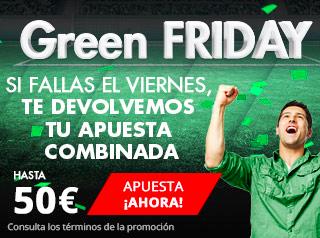 suertia promocion green friday 24 noviembre