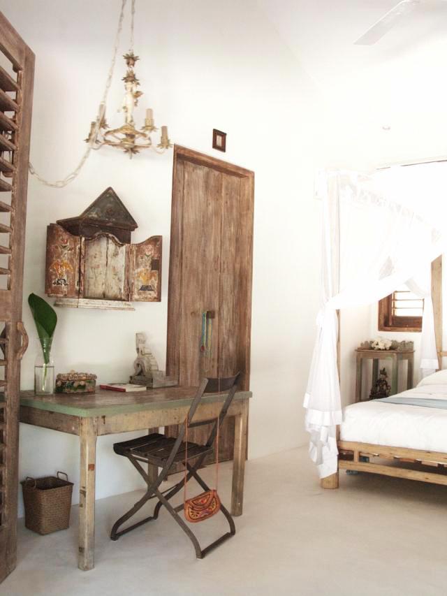 Resultado de imagen de sypialnia w stylu rustykalnym