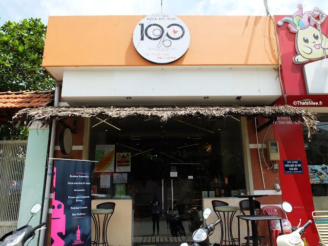 100% alimentation générale de qualité boutique Ho Chi Minh Ville Vietnam