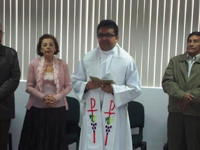 Prbo. José Kike Rojas