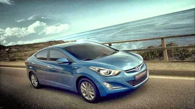 Hyundai Avante -рекорд предзаказов в первый день