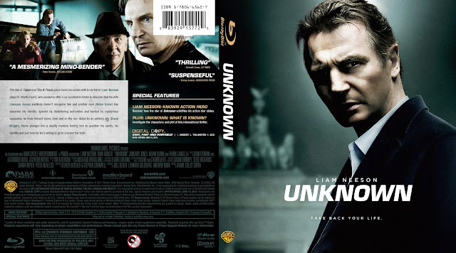 Unknown Bluray Cover