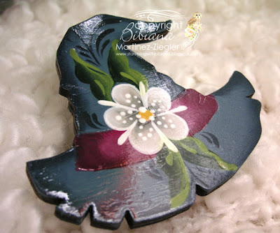 rosemaling witch pin varnish