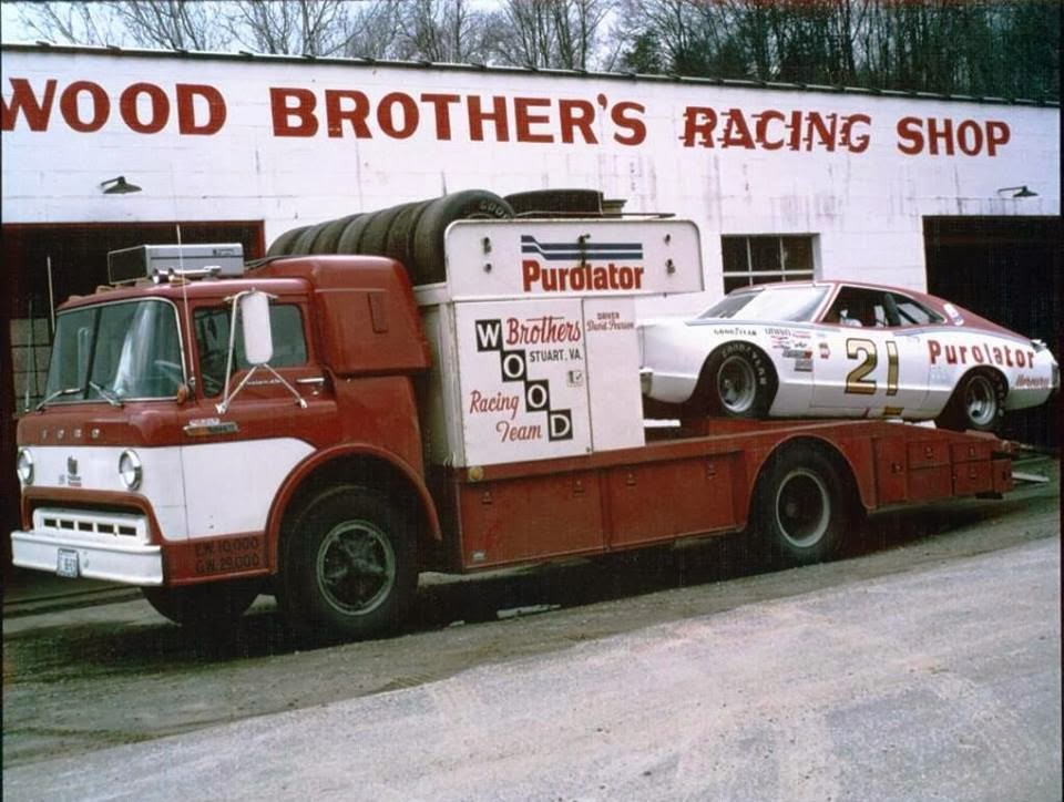 Race Allison Brothers Cars