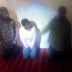 Photos: Five African migrants arrested in Libya for running a brothel