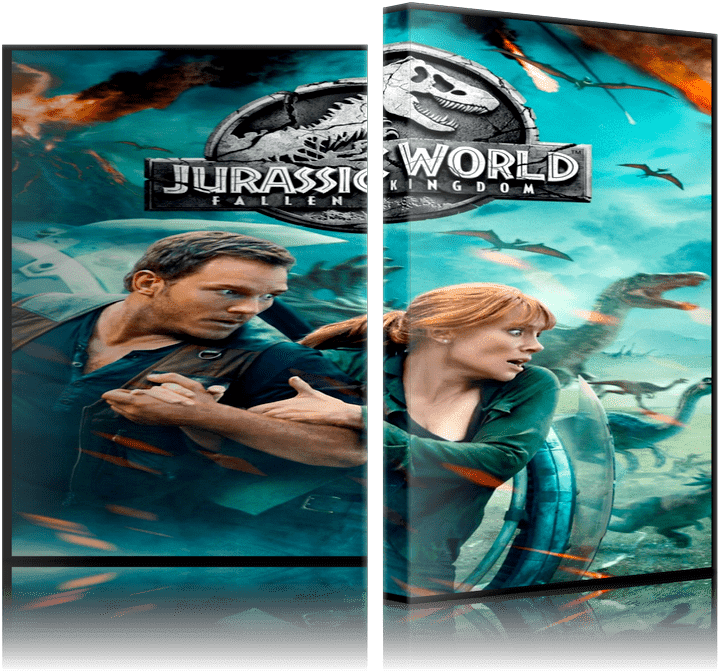 Jurassic World: Fallen Kingdom (2018) 720p + 1080p HC HDRip x264 +