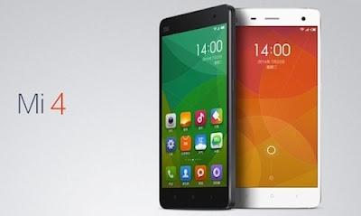 Xiaomi Mi4 chính hãng