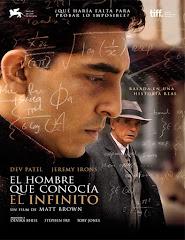 El hombre que conocía el infinito (2016)