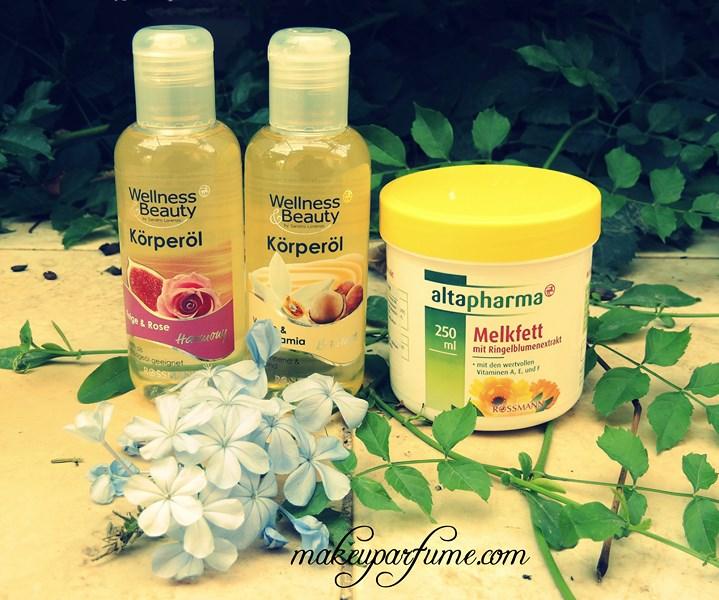 Rossman parfüm