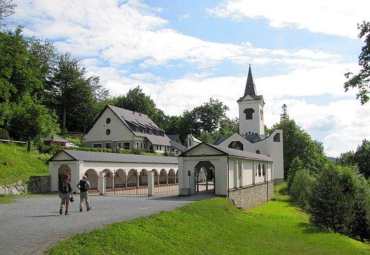 Sanktuarium Matki Bożej Wspomożenia Wiernych - Maria Hilf.