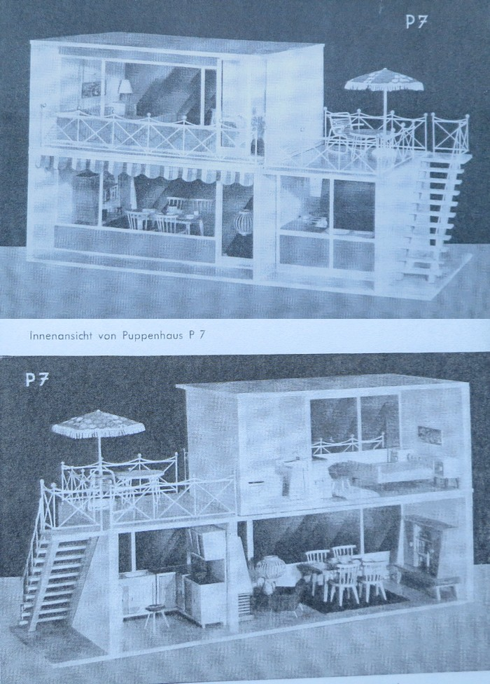 1950 Bis Heute. Puppenmöbel Von Bodo Hennig. Hessisches Puppenmuseum  Hanau Wilhelmsbad 1994)