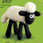 http://www.crochetkingdom.com/shaun-the-sheep-crochet-toy-pattern/