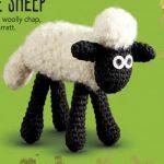 http://www.crochetkingdom.com/shaun-the-sheep-crochet-toy-pattern/