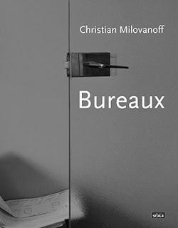 Couverture du livre Bureaux du photographe Christian Milovanoff
