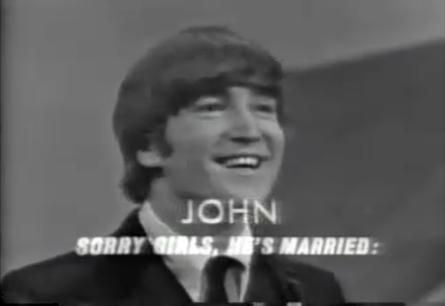 Watch The Beatles Historic Debut On The Ed Sullivan Show On Its 50th Anniversary Consequence Of Sound