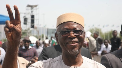 Accept people's verdict' - Oyegun tells PDP