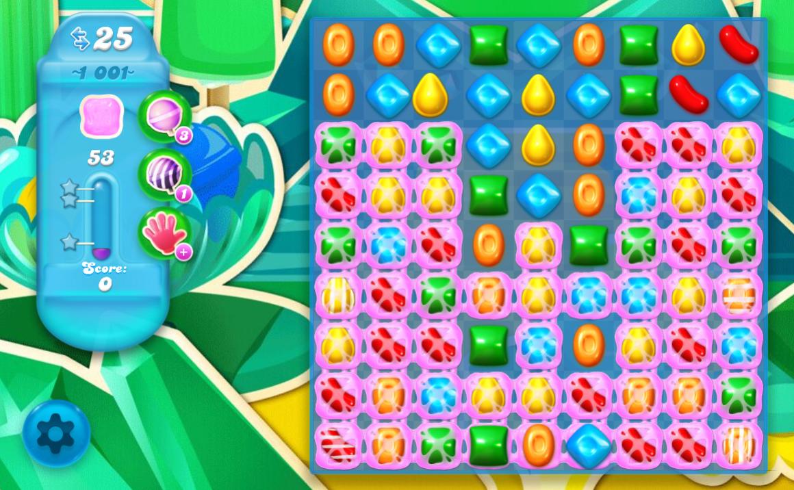 Candy Crush Soda Saga 1001