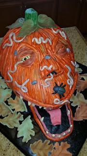Pasteles, Originales, Halloween