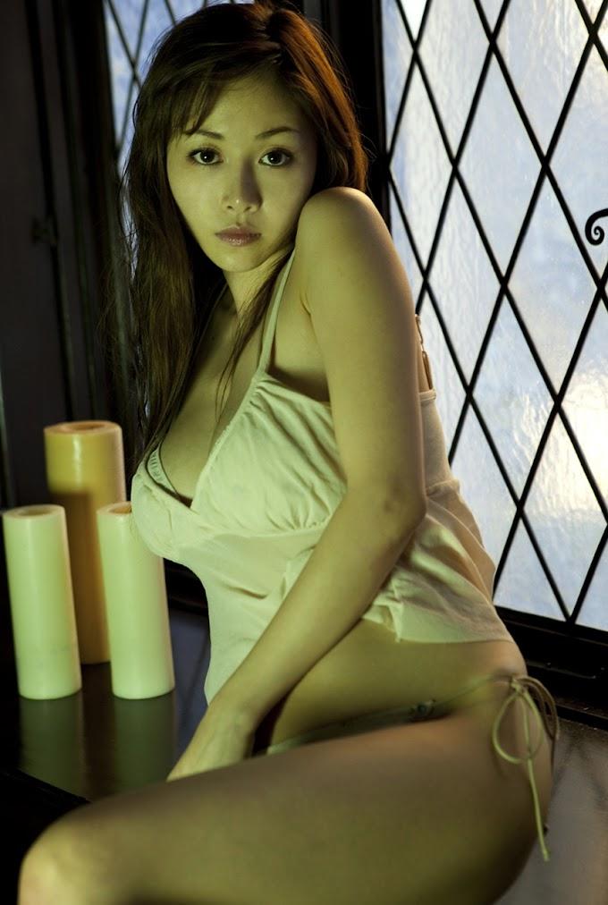 Японская идол-модель Anri Sugihara - Momoko Tani White Veil [31 Photo] 16+