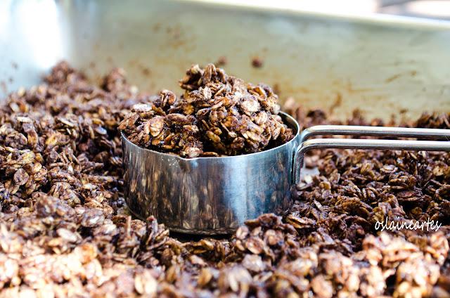 Granola de Chocolate