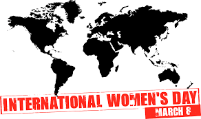 Hari wanita sedunia, international women's day