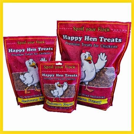 A Happy Hen Treats Prize Package!