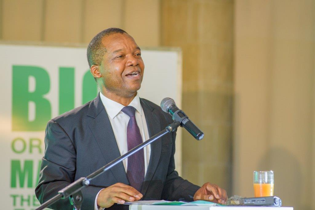 Bond Notes Not The Problem, Issue Is Too Much Money Chasing Too Little Forex: Mangudya