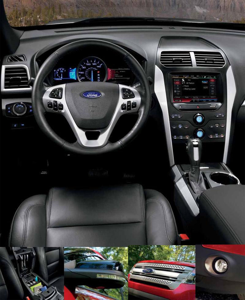 Ford 2012 Ford Explorer Xlt